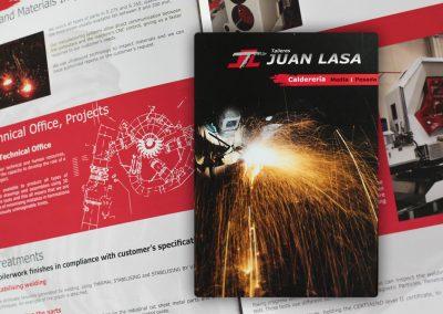 Catálogo Calderería Juan Lasa