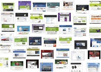 Webs con Joomla Diseño Web