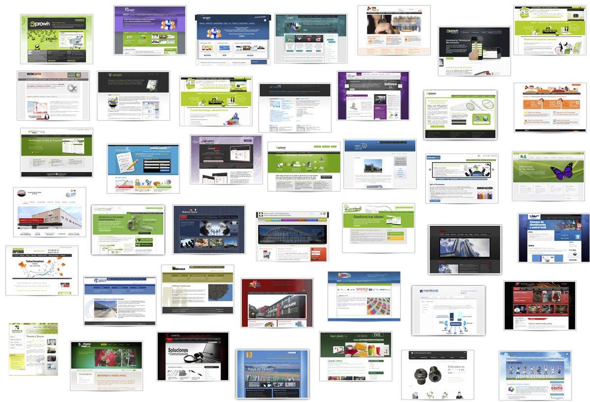 Diseño de páginas web en Joomla