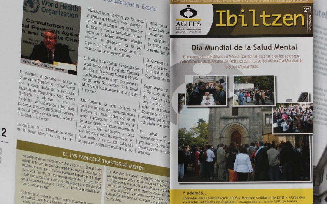 Ibiltzen Revista