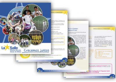 La Salle Bilbao catalogo Crecemos juntos