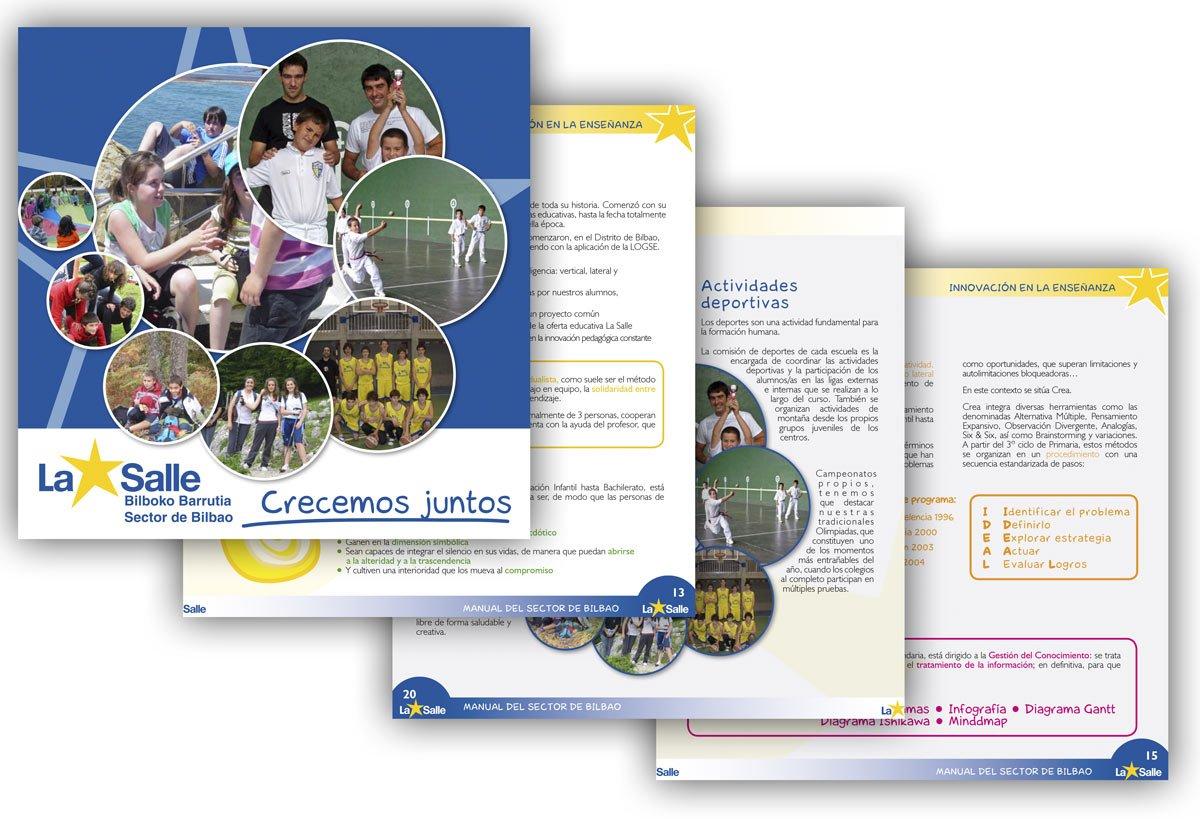 Diseño Revista La Salle